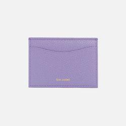 W018 루푸 미니 카드지갑 라일락