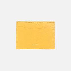 W018 루푸 미니 카드지갑 옐로우