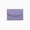 W019 엔벨롭 카드 명함 지갑 라일락