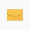 W019 엔벨롭 카드 명함 지갑 옐로우