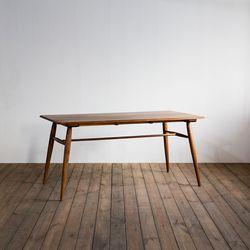 [스크래치]렌토 원목 테이블 1600