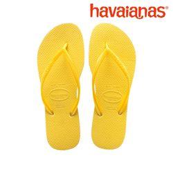 공식정품 하바이아나스 SLIM 라이트옐로우 40000302531
