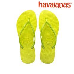 공식정품 하바이아나스 SLIM 라임그린 40000304185