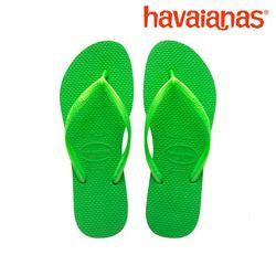 공식정품 하바이아나스 SLIM 네온그린 40000305211