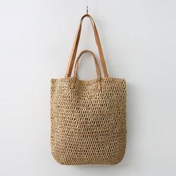 Rattan Natural Bag