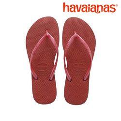 공식정품 하바이아나스 SLIM 레드 40000301440