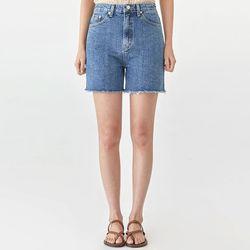blue cutting denim pants (s m l)