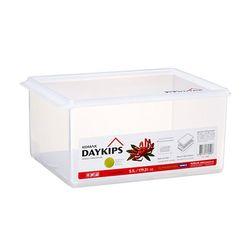 코멕스 데이킵스 직52호 5.3L 냉장고 냉동실정리