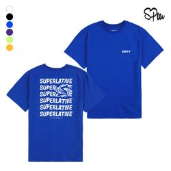슈퍼레이티브 - WAVE HOLE - (SBSJSP-1055) - 나염반팔