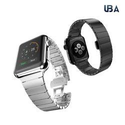 UBA 애플워치밴드 링크 브레이슬릿 스트랩 전기종호환