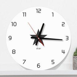 ph425-모던원스타인테리어벽시계