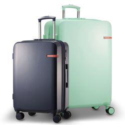 브라이튼 메이블 20+28인치 2종세트 여행용캐리어 여행가방