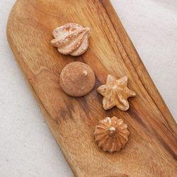수제 머랭 쿠키 대용량 14oz 벚꽃 오레오 코코아 코코넛