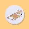 웰시코기 엉덩이 강아지 스마트톡 그립톡 거치대