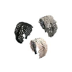 [오뜨르뒤몽드] daisy wide hairband(3colors)