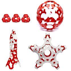 푸티 FOOOTY 퍼즐식 공놀이 입체퍼즐 인테리어소품
