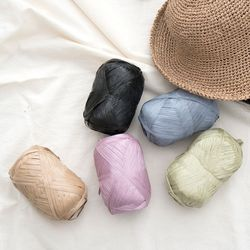 네이처 - 여름 모자가방