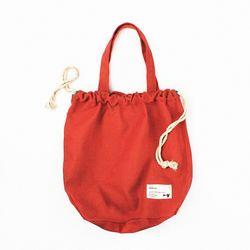 로프백 Rope Bag Cotton 100 ( 오렌지 )