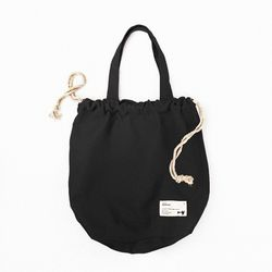 로프백 Rope Bag Cotton 100 ( 블랙 )