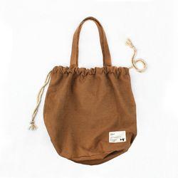 로프백 Rope Bag Cotton 100 ( 베이지 )