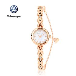 [무료배송] 여성용 메탈시계 VW1440-RW