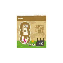 [가마스] 리필용 비닐 3롤 - 반려동물용백