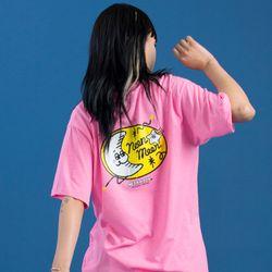 19SM LOGO T-SHIRT - Pink