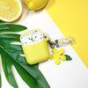 레몬 샤베트 키링+에어팟 케이스 세트