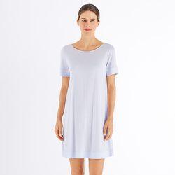 HANRO Hella SSLVNightdress90cm 여성 드레스 잠옷