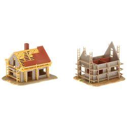 [232223] 건설중인 주택 (N게이지)