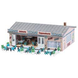 [232327] 티자노 아이스크림 가게 (N게이지)
