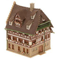 [232280] 프랑켄 튜더 하우스 (N게이지)