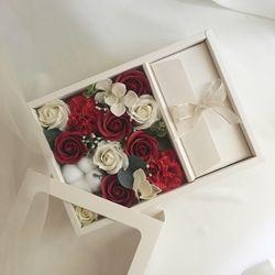 red rose mix 부모님선물 어버이날 스승의날 카네이션 용돈박스