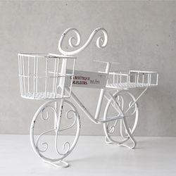 철제 미엘르 가든 장식 자전거