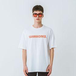 밴웍스 베이직 로고 티셔츠 VER.2 (VNAITS211)