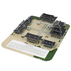 3D입체퍼즐 금산사 [건축물][우드락모형][CK055]