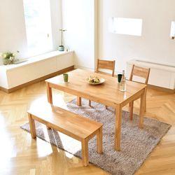 엘더 심플 4인 테이블