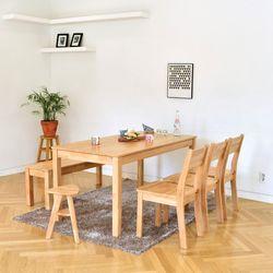 엘더 심플 6인 테이블