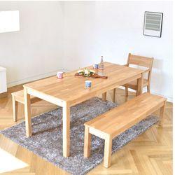 엘더 심플 8인 테이블