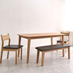 오크 라운드 테이블 160