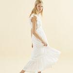 Lace Ruffle Dress