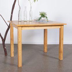 원목 식탁 일자 800x900 2인용식탁 티테이블