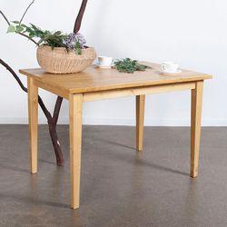 원목 식탁 일자사선 800x900 2인용식탁 티테이블