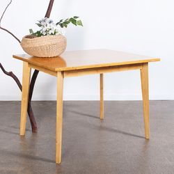 원목 식탁 완전사선 800x900 2인용식탁 카페 티테이블