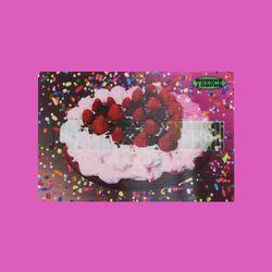 LENTICULAR CARD CAKE