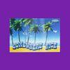 LENTICULAR CARD BEACH