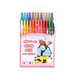 8000 빙글빙글 색연필 (24색여)