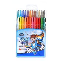 8000 빙글빙글 색연필 (24색남)