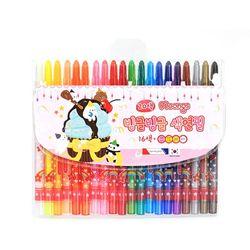 7000 빙글빙글 색연필 (20색여)