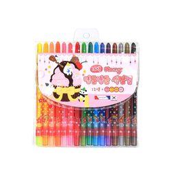 5000 빙글빙글 색연필 (16색여)